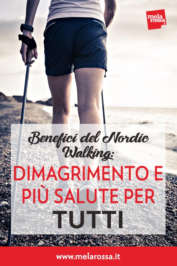 Nordic Walking: benefici e tecnica