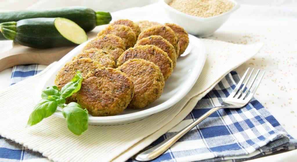 picnic senza glutine: polpette di quinoa