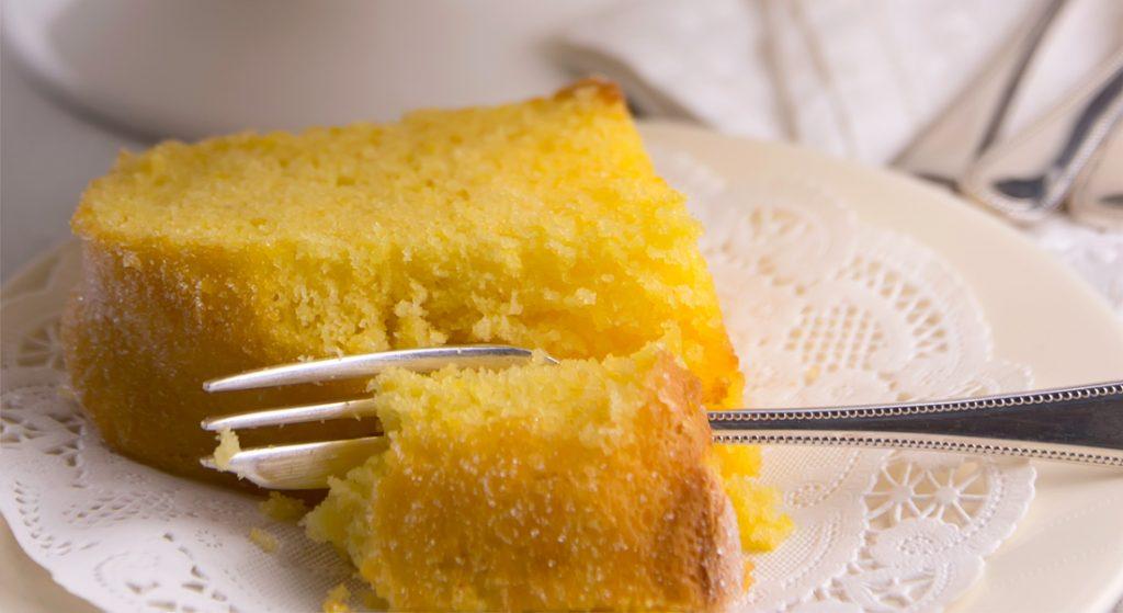 picnic senza glutine: torta al limone