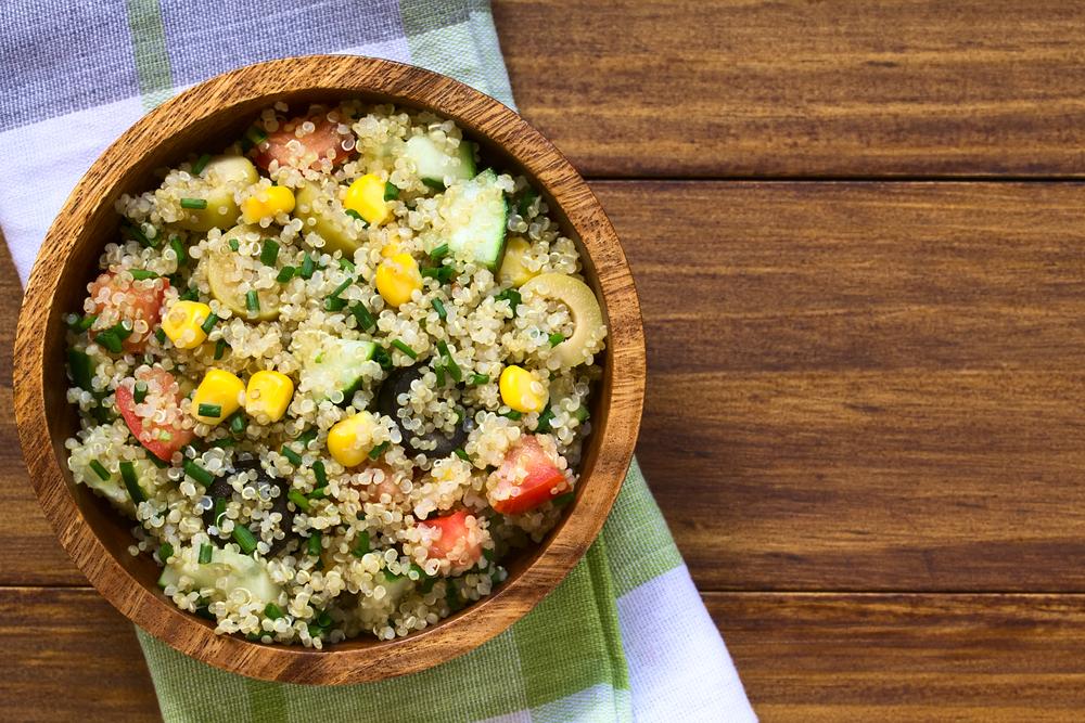 quinoa: usi in cucina