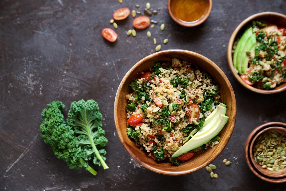 storia della quinoa