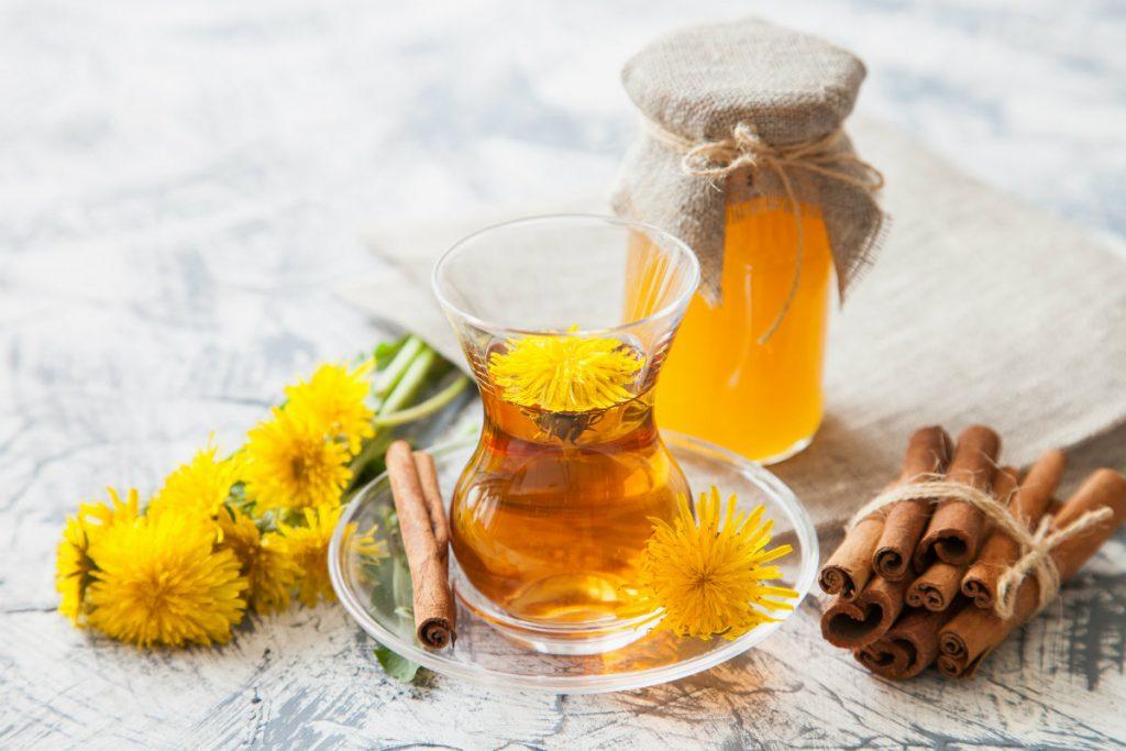 rimedi naturali anticellulite, tarassaco