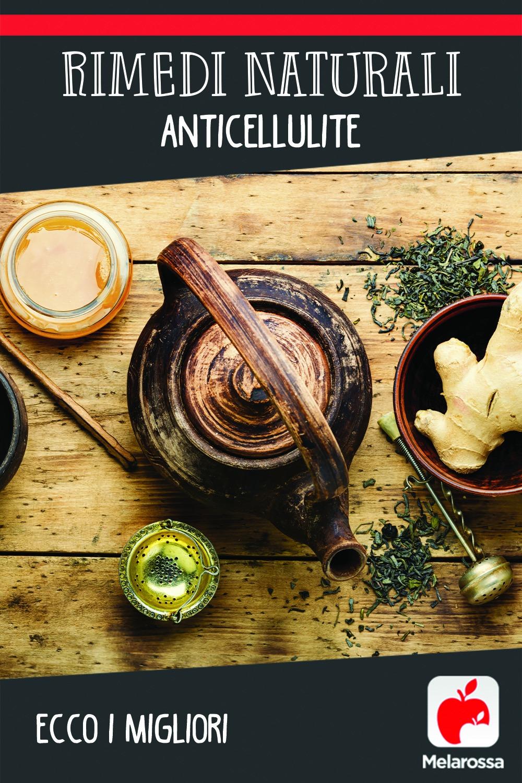 rimedi naturali anticellulite