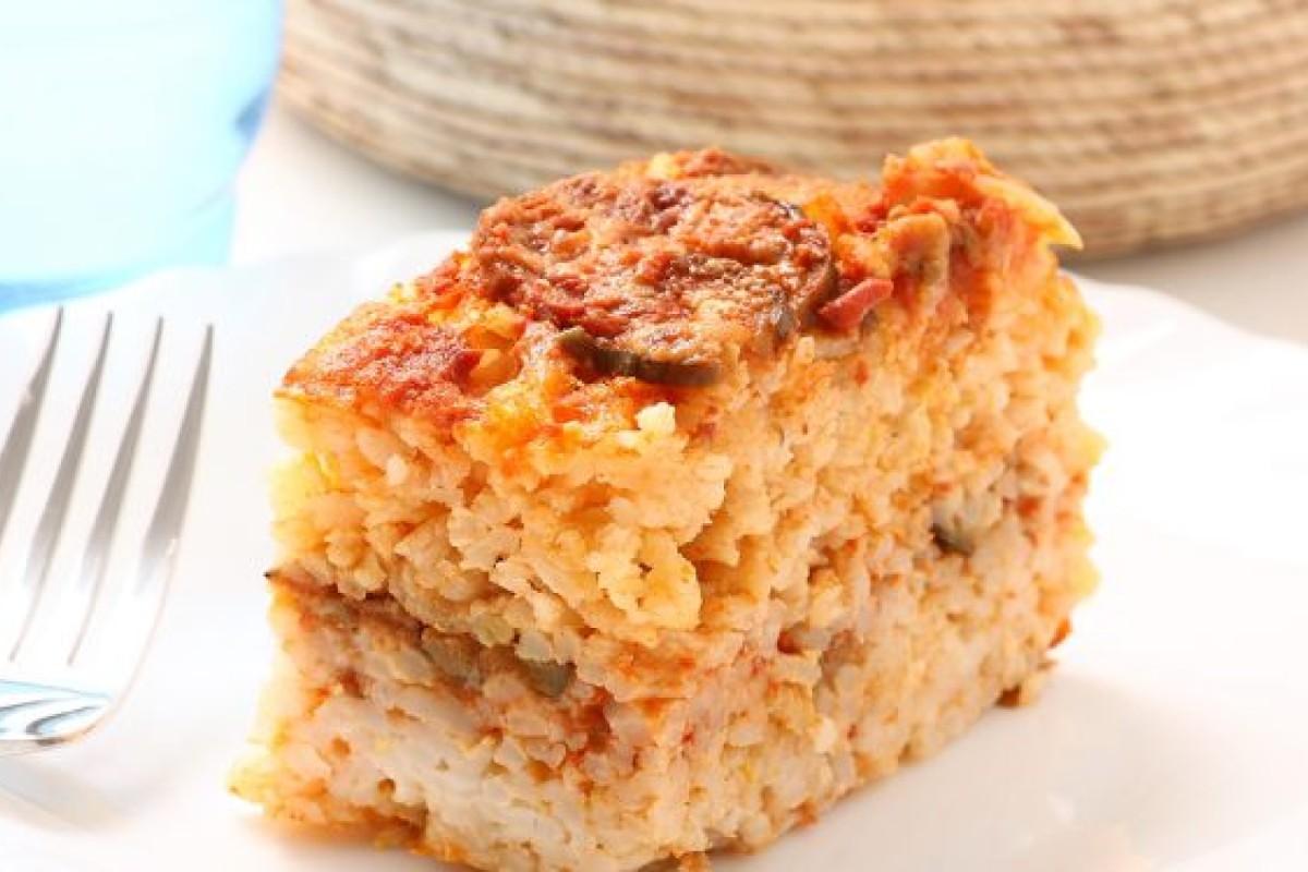 Sartù di riso: piatti unici