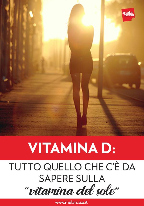 Tutte le vitamine, nelle giuste dosi, sono un toccasana per la nostra salute. Tante quante le lettere dell'alfabeto, ognuna svolge un ruolo fondamentale per il nostro organismo. Da qualche tempo però i riflettori si sono accesi su una vitamina in particolare, la vitamina D. Melarossa.it #dietamelarossa