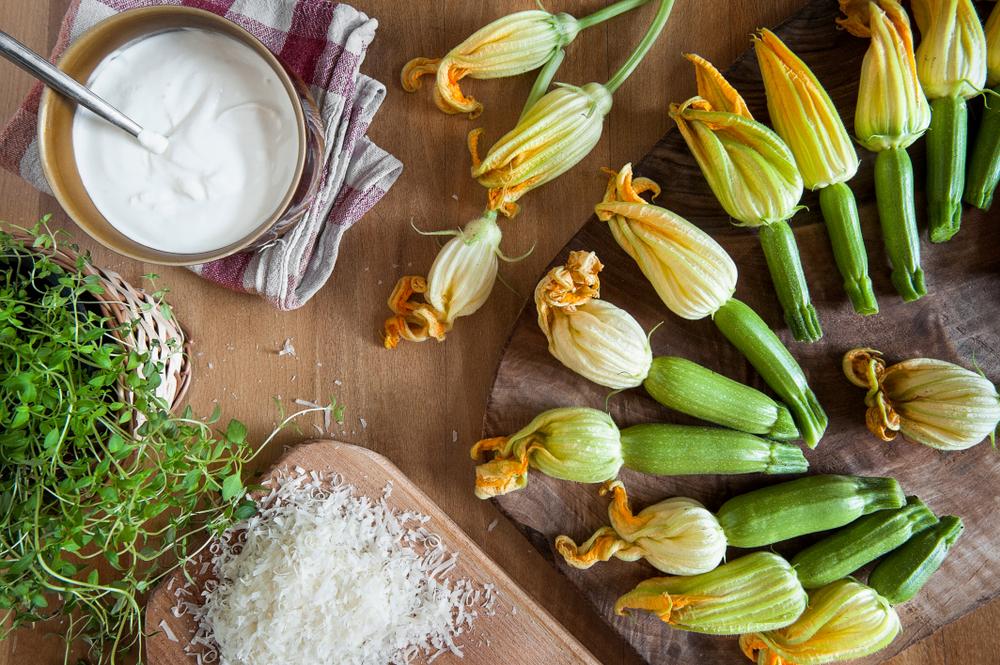 Insieme al pomodoro, la zucchina è uno degli ortaggi più diffusi e più consumati in Italia - Melarossa.it #melarossa