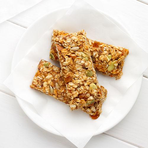 barrette cornflakes frutta secca ricetta