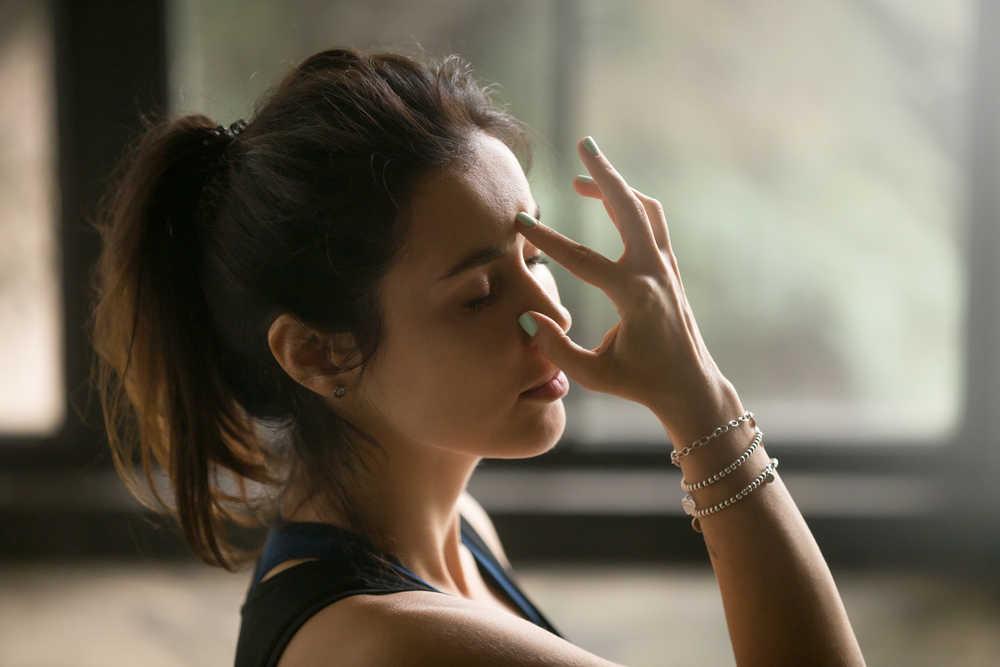 benefici dello yoga con la respirazione