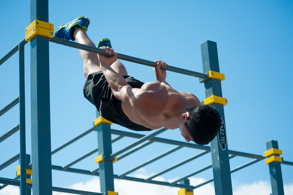 calisthenics e street workout: differenze