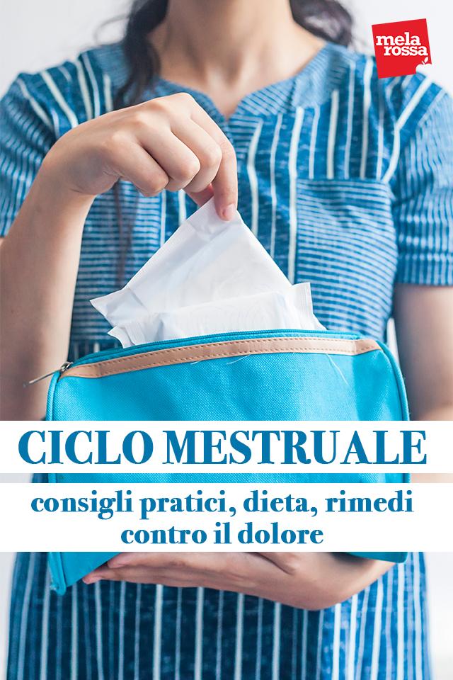 come gestire le mestruazioni consigli dieta rimedi contro il dolore