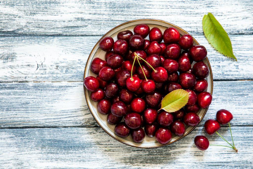 ciliegie, le proprietà benefiche