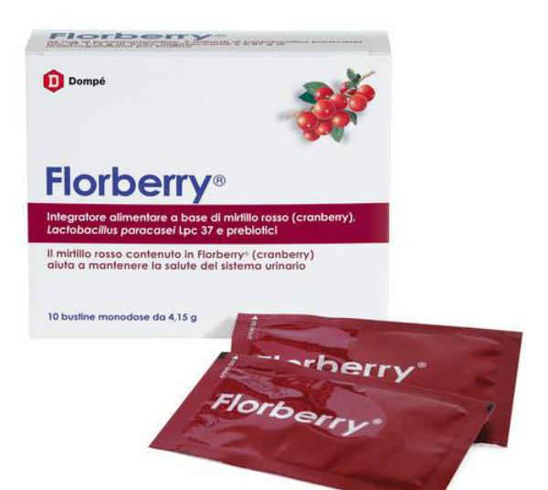cura della cistite, florberry