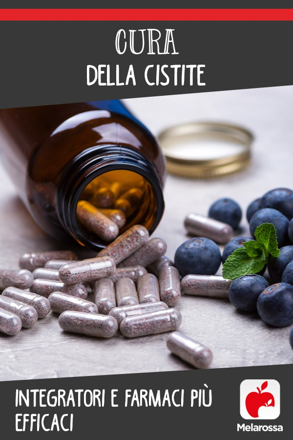 Cura della cistite: gli integratori e i farmaci più efficaci
