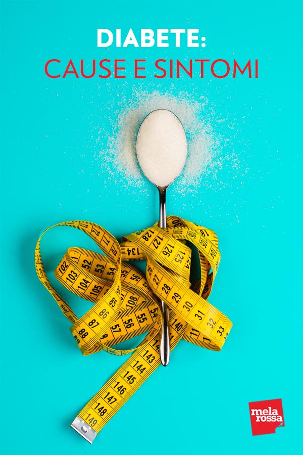 Quando si parla di diabete è bene farlo in modo approfondito: è una patologia con cui si può convivere bene, basta conoscerla a fondo e osservare alcune regole. Melarossa.it #dietamelarossa