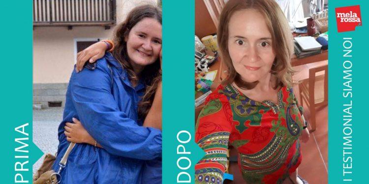 dieta melarossa valeria 29 kg