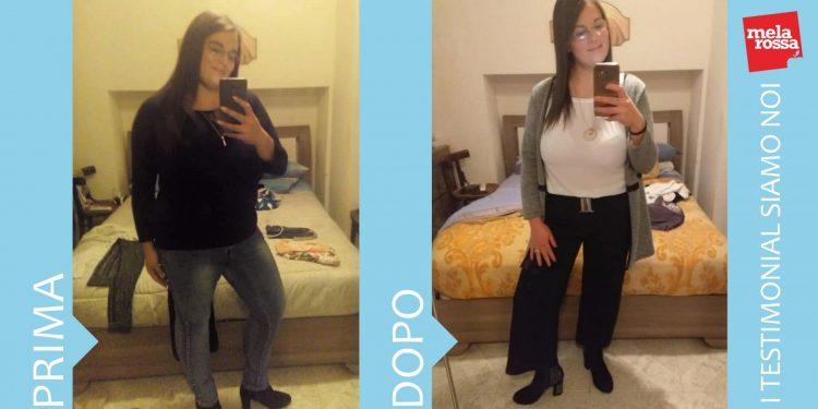 dieta melarossa veronica 20 kg