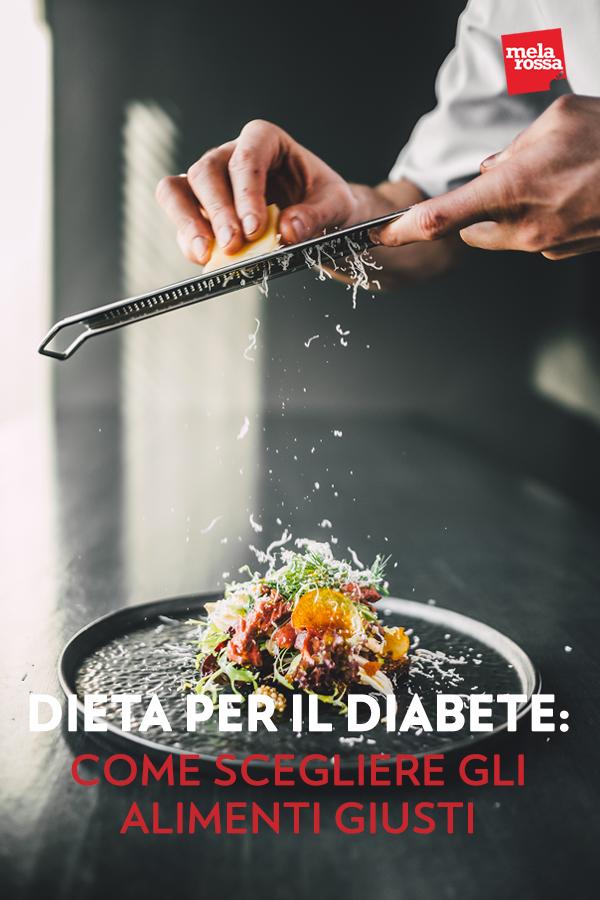 La dieta per il diabete è una delle armi migliori per combattere questa patologia. Se soffri di diabete, seguire una dieta corretta è fondamentale per convivere serenamente con la malattia, senza dover sopportare eccessive privazioni. Ma anche se hai la glicemia alta, o sei in una condizione di prediabete, seguire la giusta dieta è molto importante. Melarossa.it #dietamelarossa