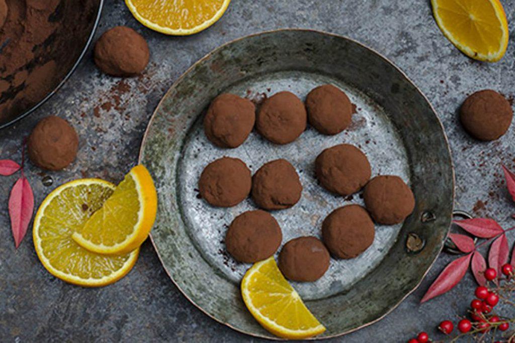dieta per ipertensione tartufi light al cioccolato