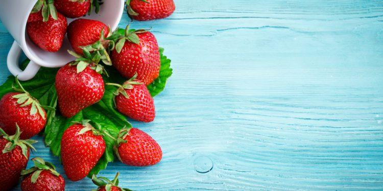fragole: valori nutrizionali e benefeci