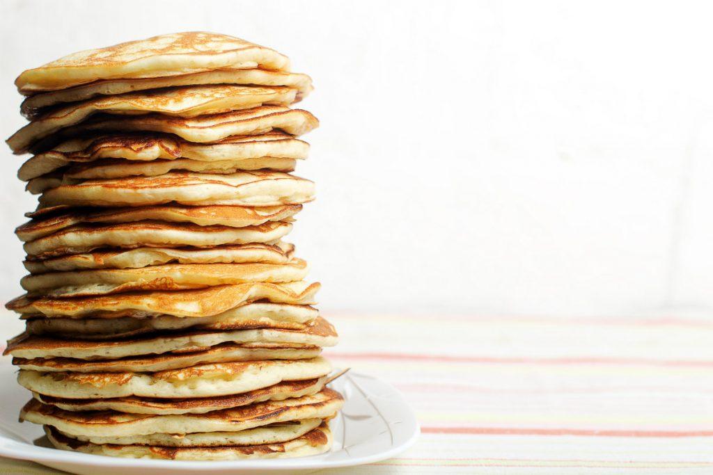 pancake, come farli