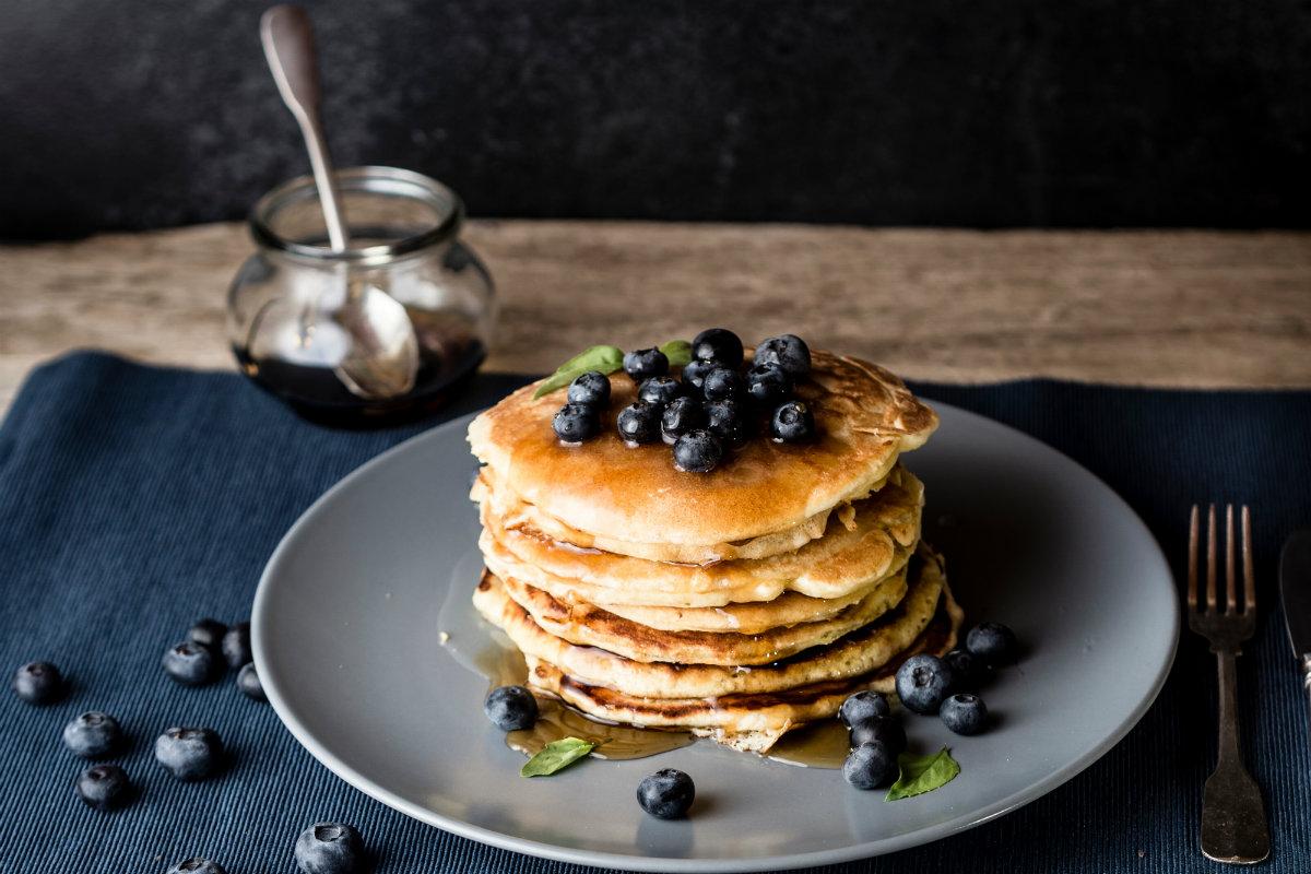 pancake light senza zucchero
