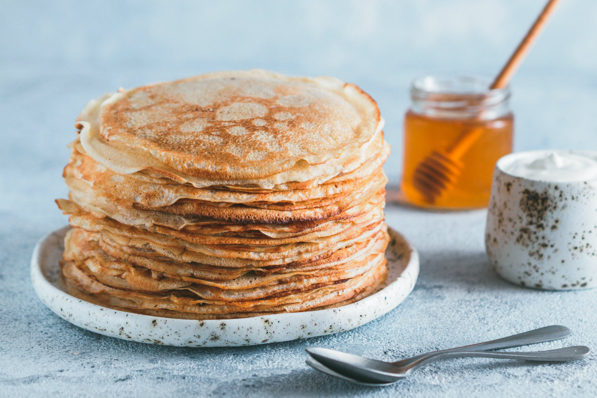 pancake super light