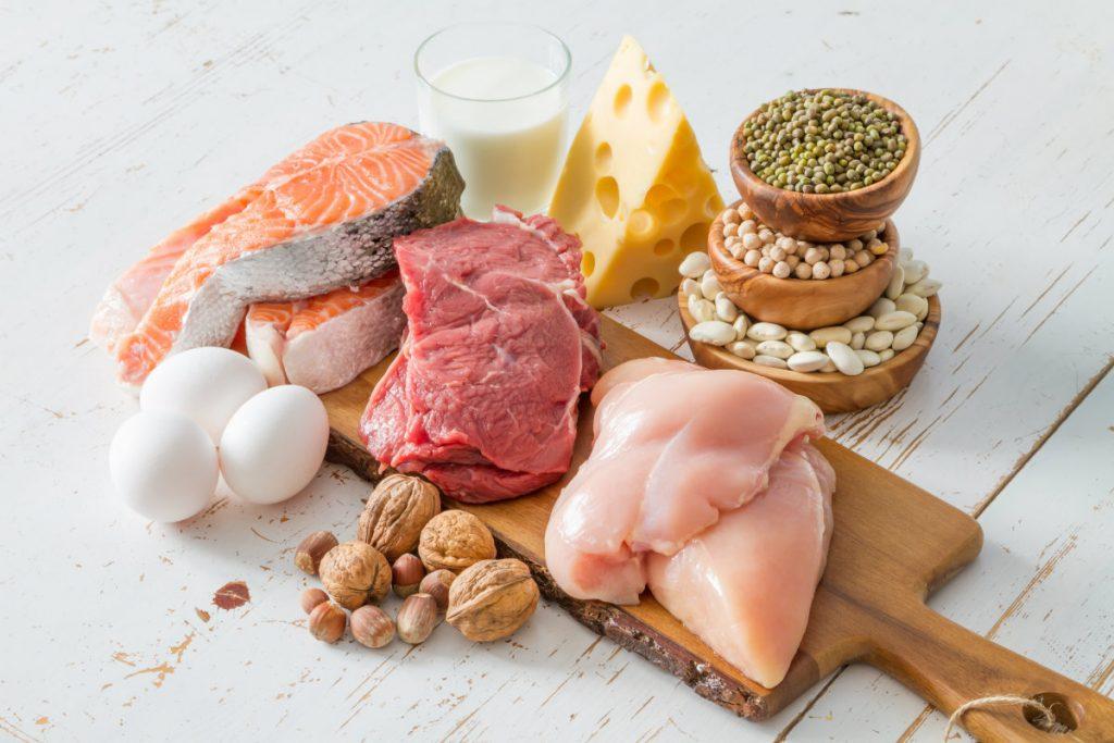 proteine, dove trovarle