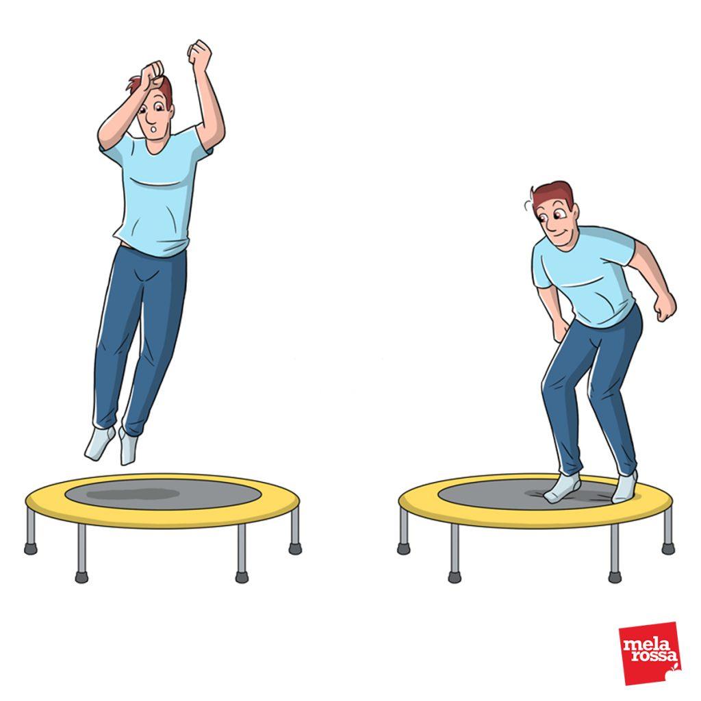 rebounding: esercizi da fare a acasa
