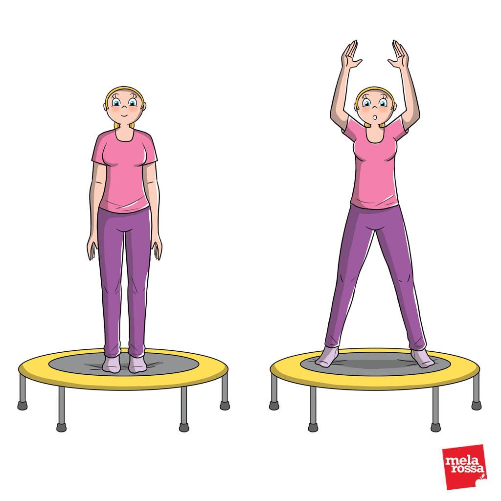 rebounding jumping jack