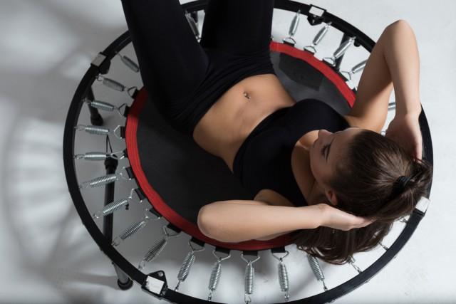 rebounding o tappeto elastico : allenamento