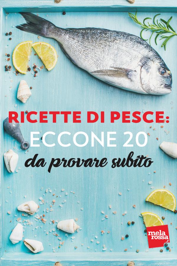 Ricette Di Pesce Eccone 20 Da Provare Subito Melarossa
