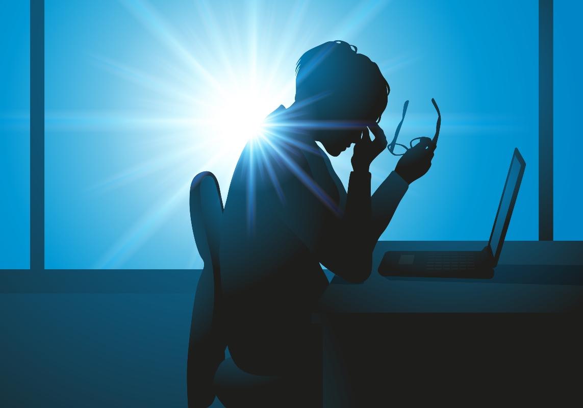 Sindrome da burnout: cos'è, cause, sintomi, cure e esercizi per combatterla