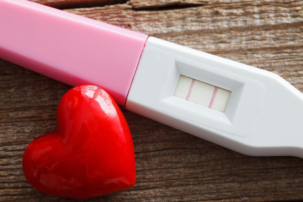 I test di gravidanza domestici