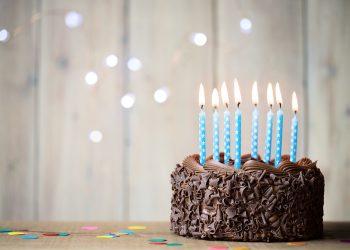 Torte di compleanno
