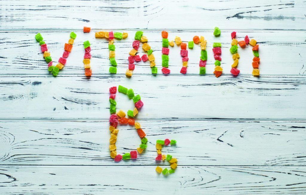 vitamina B5 benefici
