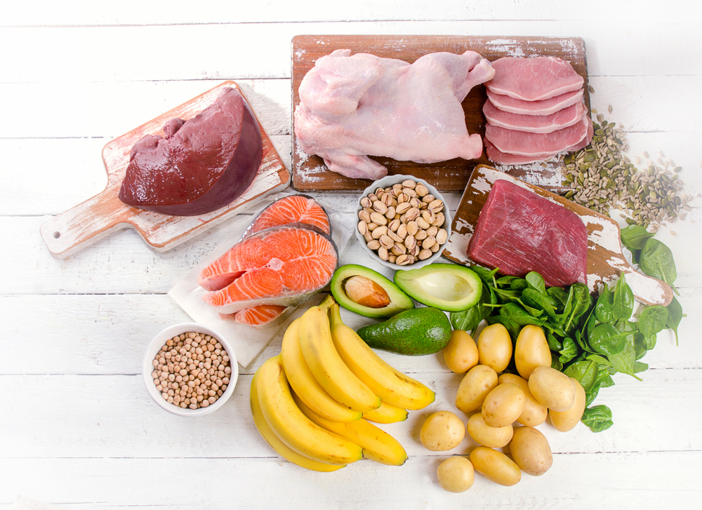 vitamina B carenza