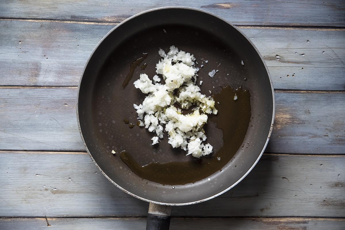 torta di riso gratinata cipolle