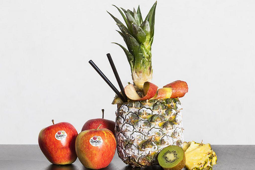 ricette con ananas: cocktail tropical val venosta