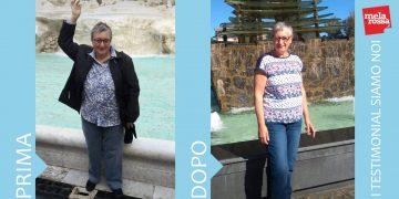 dieta melarossa cristina 30 kg