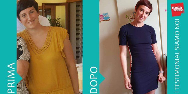 dieta melarossa donata 20 kg