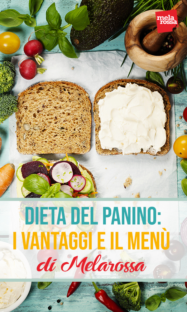 dieta del panino