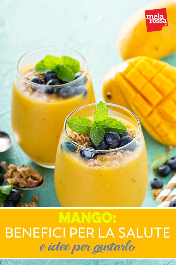 mango: benefici per la salute