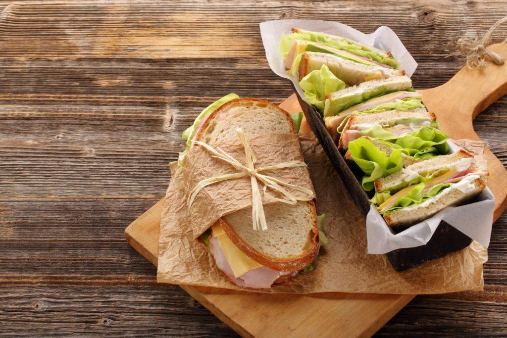 pausa pranzo, i pro del panino