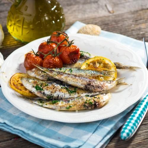 ricetta sardine prezzemolo