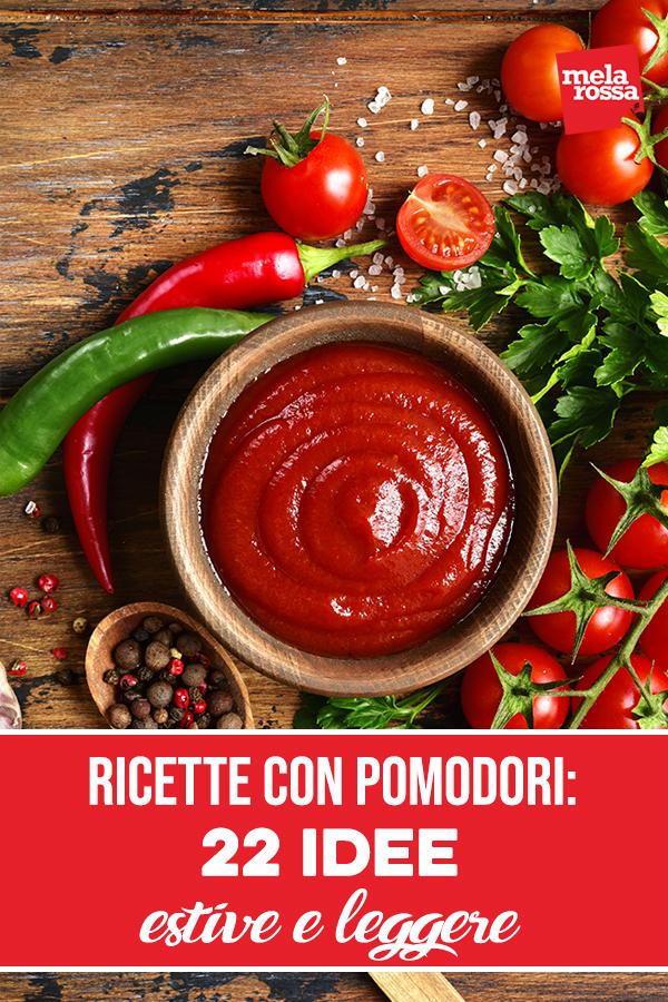 ricette con pomodori