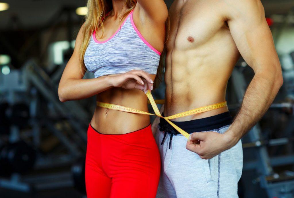 snellire il girovita: circuito per gli uomini e le donne