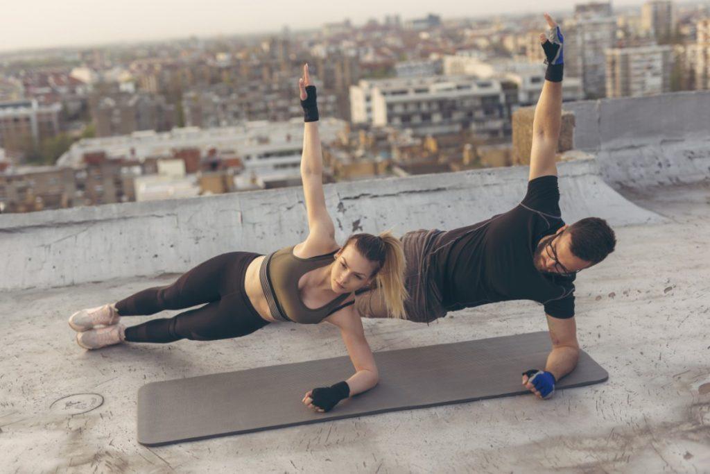 snellire il girovita: muscoli obliqui