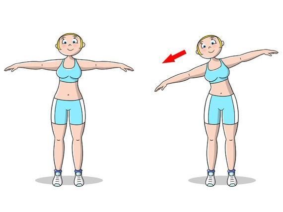 snellire il girovita con lo yoga