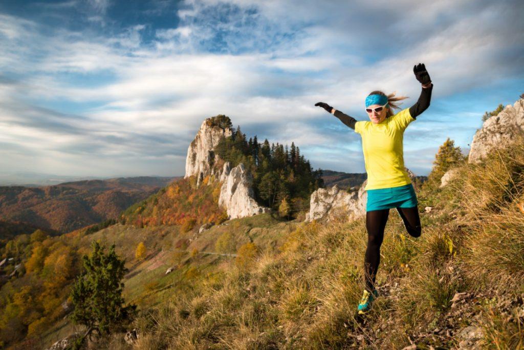 trail running: preparazione fisica