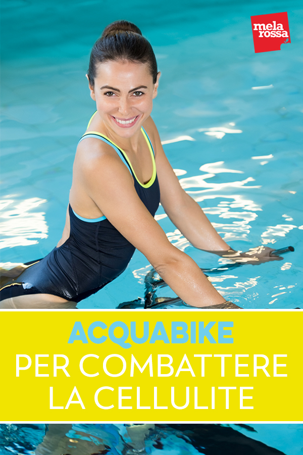 acquabike per combattere la cellulite